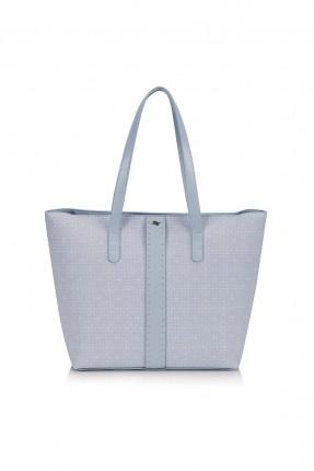 حقيبة يد نسائية - ازرق