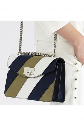 حقيبة يد نسائية - ملونة