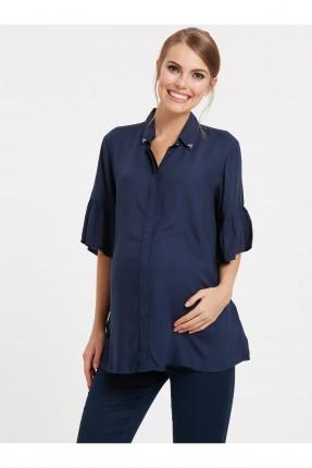 قميص حمل - ازرق داكن