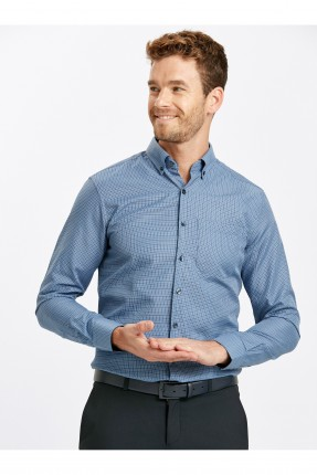 قميص رجالي طويل الاكمام  رسمي