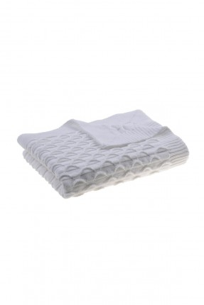 بطانية سرير بيبي منقشة