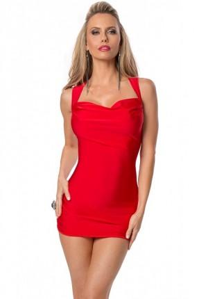 لانجري فستان قصير
