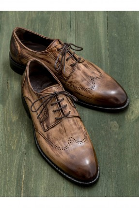 حذاء رجالي رسمي مع رباطات