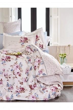 طقم غطاء سرير مزدوج  -مورد
