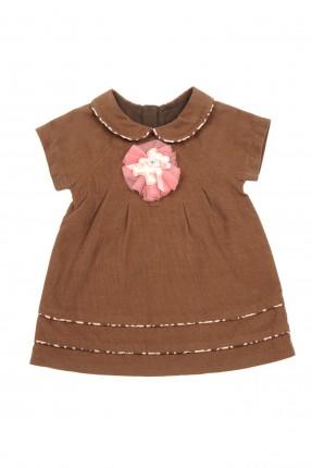 فستان بيبي بناتي مخمل