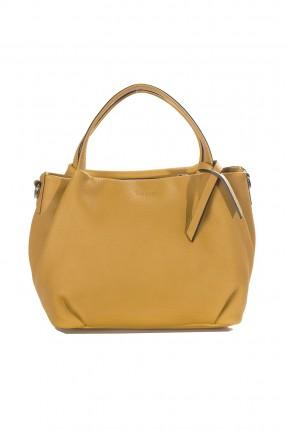 حقيبة يد نسائية جلد سبور