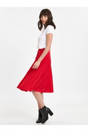 تنورة قصيرة - احمر