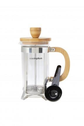 ماكينة تحضير شاي الاعشاب بالكبس الفرنسية
