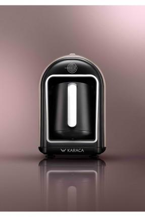ماكينة قهوة كهربائية - وردي