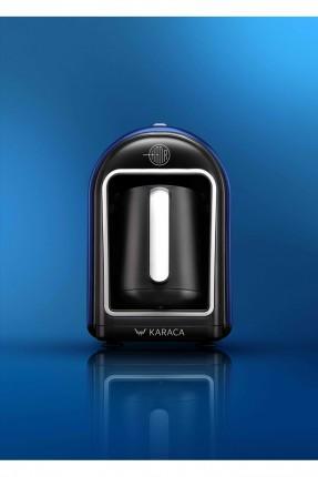 ماكينة قهوة كهربائية - ازرق