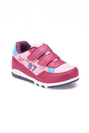 حذاء بيبي بناتي Kinetix - فوشيا