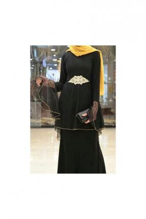 فستان رسمي كلوش مزخرف