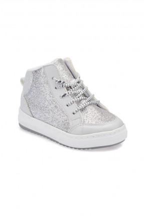 حذاء بيبي بناتي Polaris - فضي