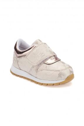 حذاء بيبي بناتي مع لاصق Polaris