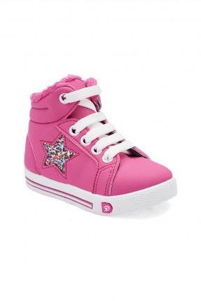 حذاء بيبي بناتي Polaris - فوشيا