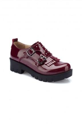 حذاء اطفال بناتي Polaris - خمري