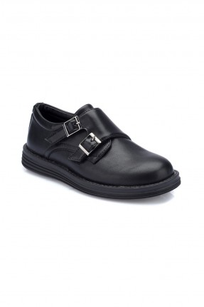 حذاء اطفال ولادي Polaris - اسود