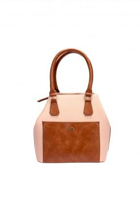 حقيبة يد نسائية شيك - وردي