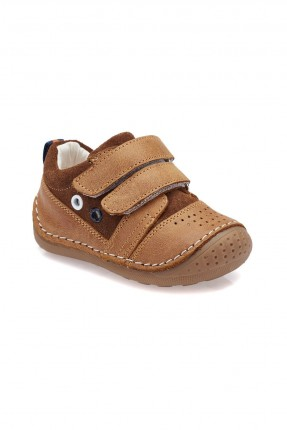 حذاء بيبي ولادي Polaris جلد