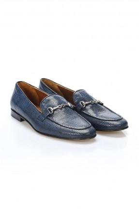 حذاء جلد رجالي شيك