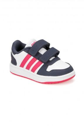حذاء بيبي بناتي Adidas - ابيض