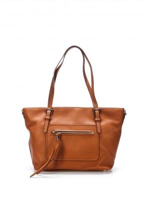 حقيبة يد نسائية بسحاب