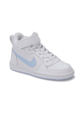 بوط اطفال بناتي رياضي Nike - ابيض