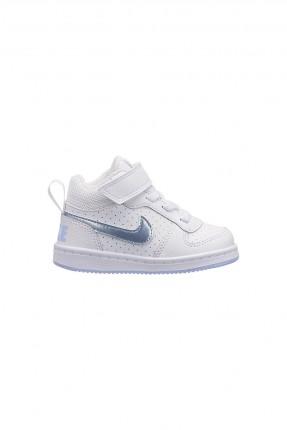 حذاء بيبي بناتي Nike - ابيض