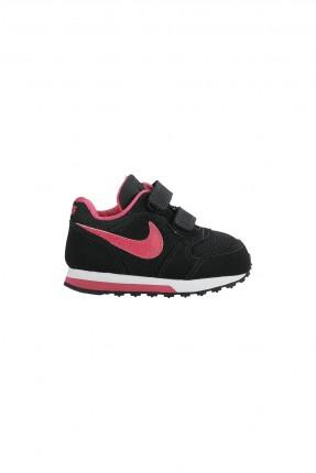 حذاء بيبي بناتي Nike - اسود