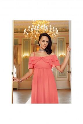 فستان سبور حمل طويل
