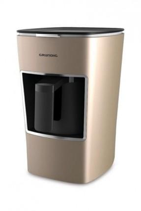 ماكينة قهوة كهربائية - ذهبي