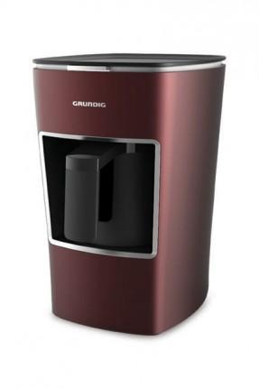 ماكينة قهوة كهربائية - بني