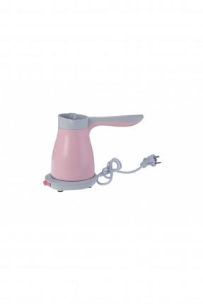 غلاية قهوة كهربائية استطاعة /550 واط/ - وردي