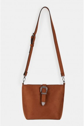 حقيبة يد نسائية مع حزام