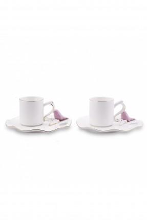 طقم فنجان قهوة /2 شخص/