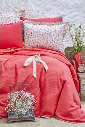 طقم بطانية سرير مفرد