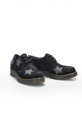 حذاء نسائي نقشة نجوم