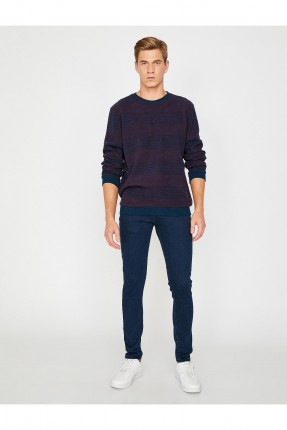 بنطال جينز رجالي سبور شيك
