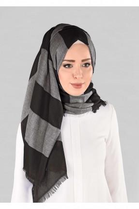 حجاب تركي مخطط