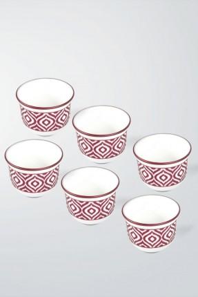 طقم فناجين قهوة عربية 6 اشخاص