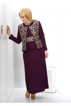 فستان سبور + جيليه شيك