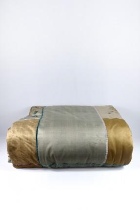 غطاء سرير مزدوج مزخرف