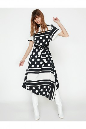 فستان سبور مختلف الطول