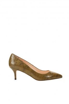 حذاء نسائي جلد طبيعي