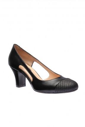 حذاء نسائي مفتوح الاطراف