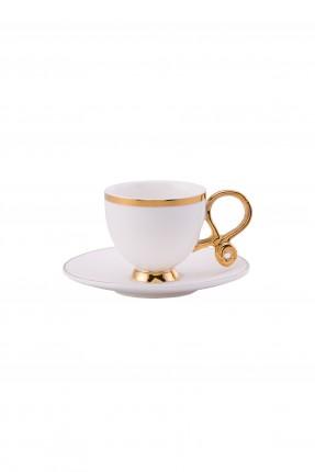 طقم فنجان قهوة /6 اشخاص/