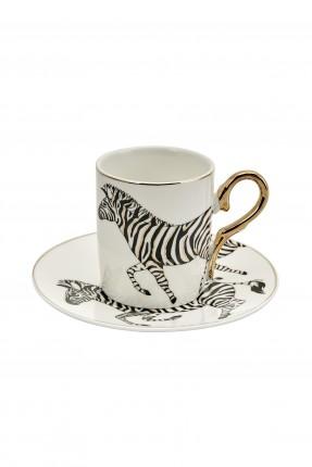 طقم فنجان قهوة /4 اشخاص/