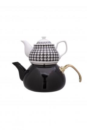 طقم ابريق شاي تركي مزخرف
