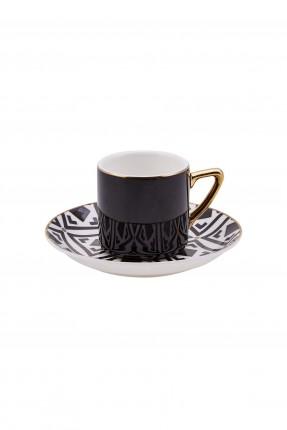 طقم فنجان قهوة شيك /4 اشخاص/