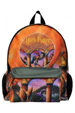 حقيبة ظهر مدرسية اطفال ولادي بطبعة